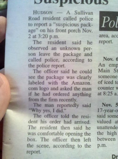 suspicious-package-mailed